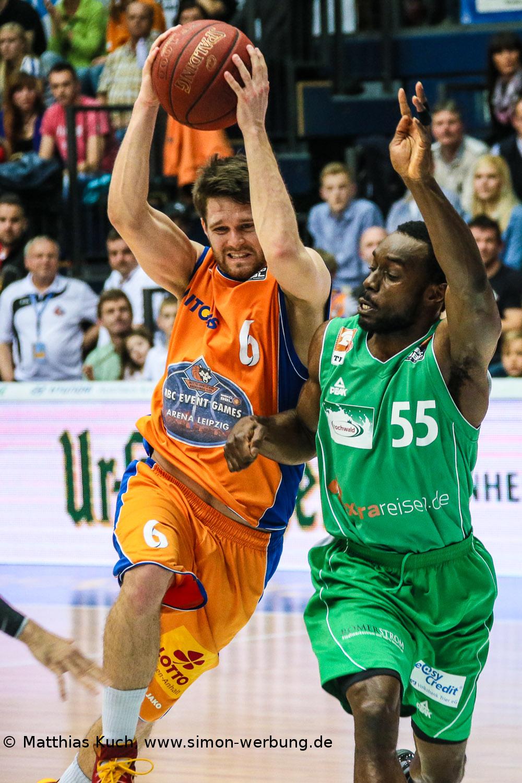 Der MBC gewinnt bei Union Olimpija Ljubljana