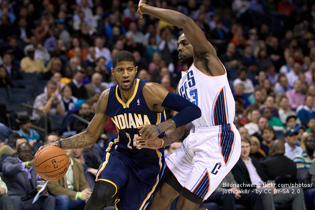 "Paul George – ""Georgeous"""