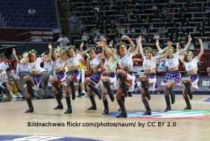 Cheerleader Fiba1