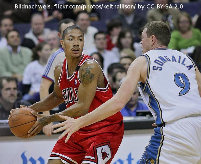 Chicago Bulls Star Rose erneut schwer verletzt