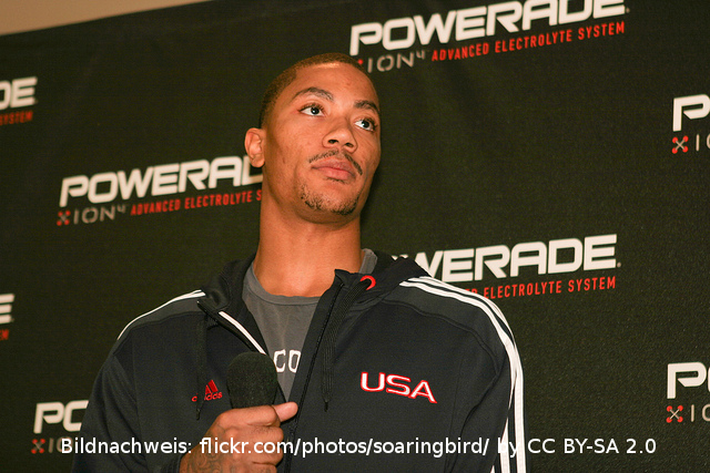 Gerücht – Neues Team für Point Guard Derrick Rose