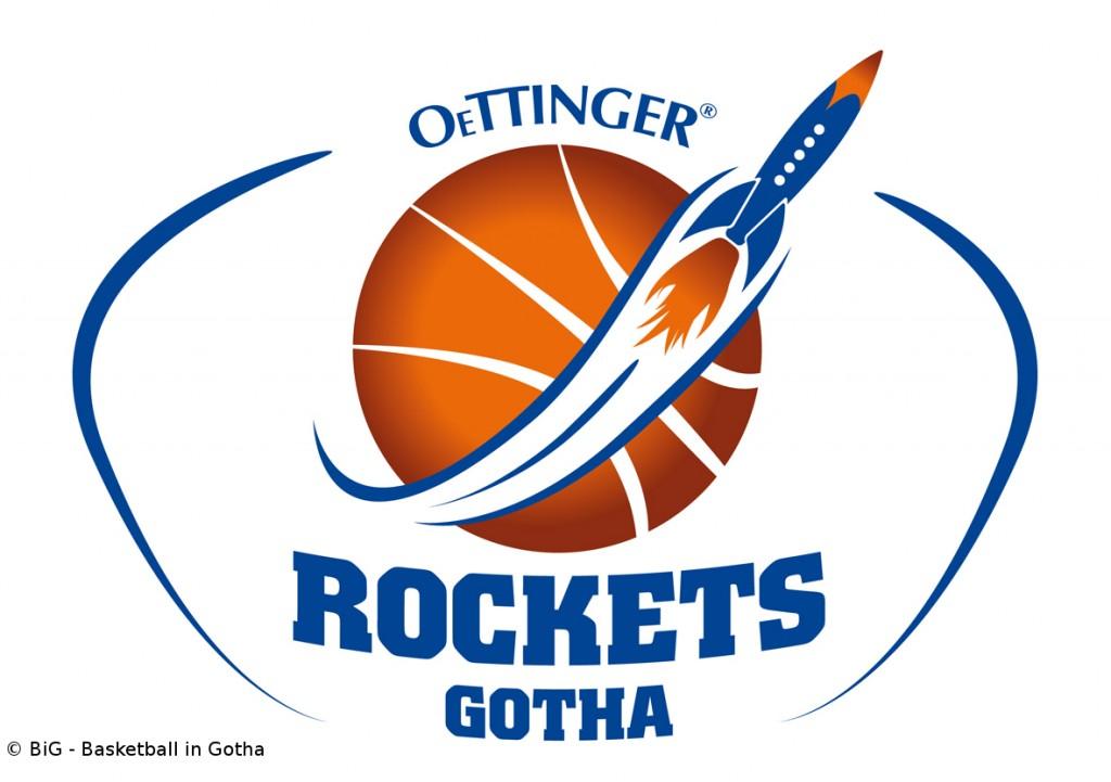 Gotha Rockets Logo