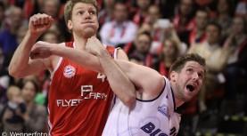 Jan-Hendrik Jagla – zurück zum FC Bayern Basketball
