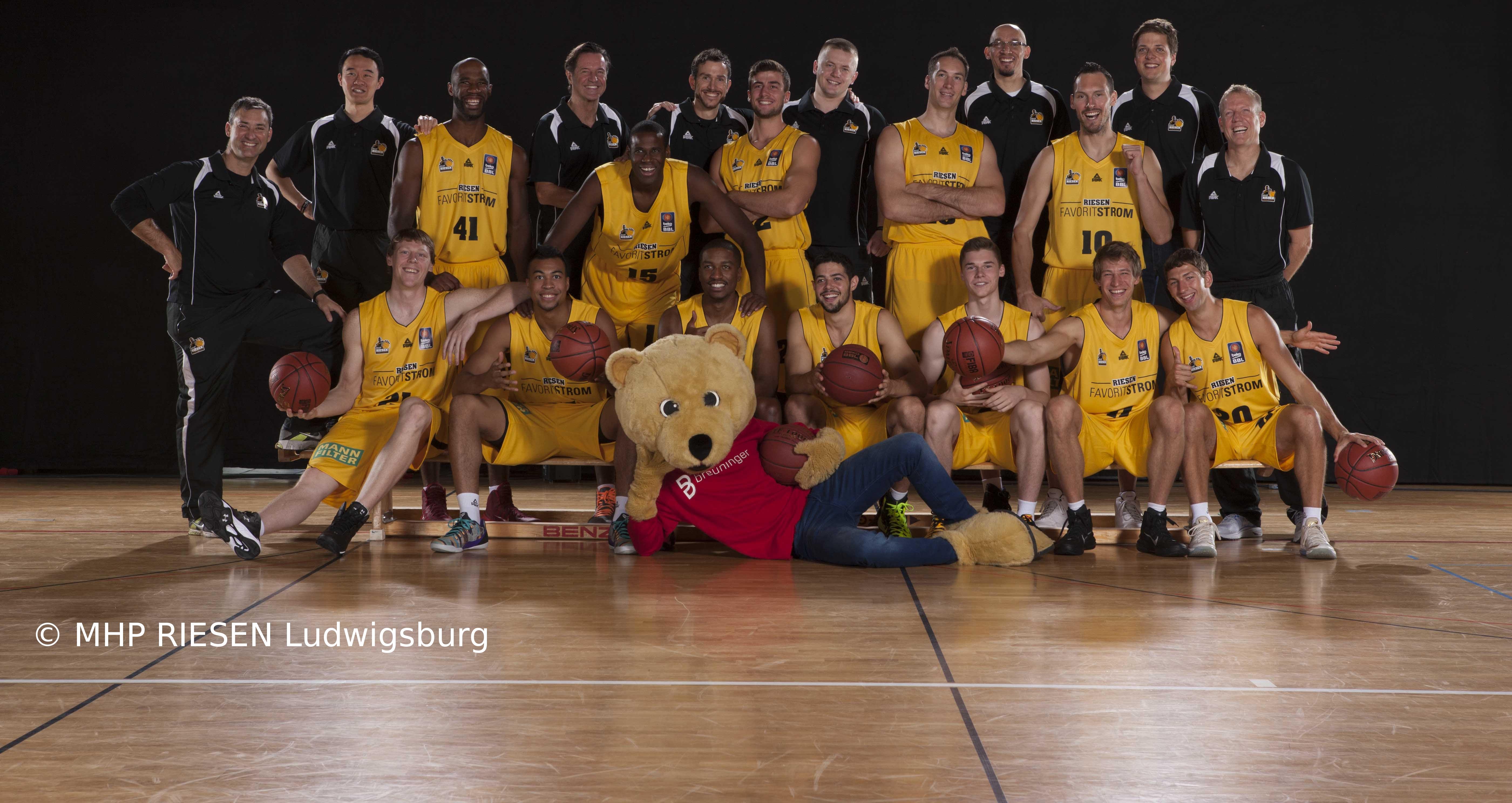 Neuer Sponsor für die MHP Riesen Ludwigsburg