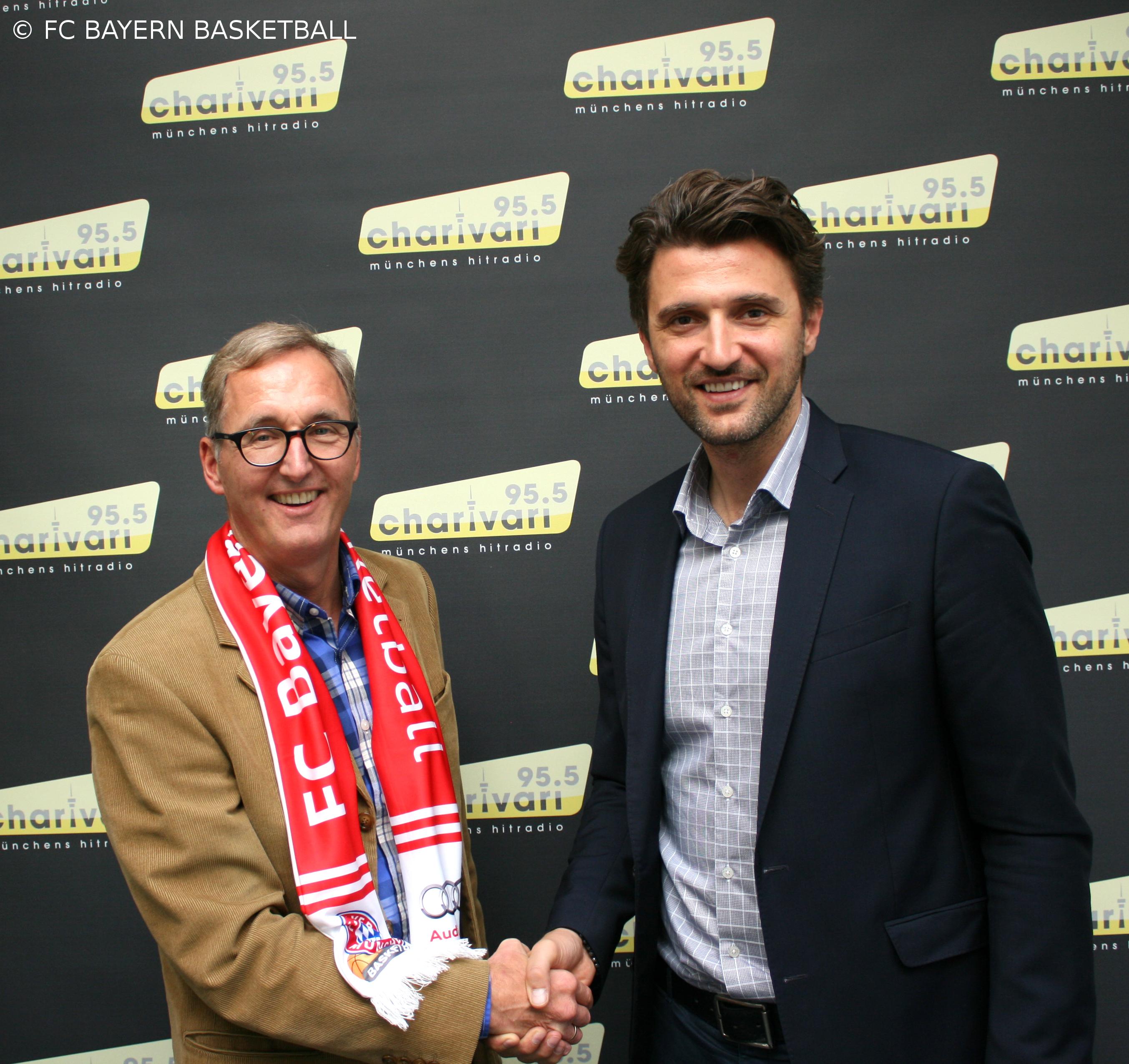 FC Bayern hat einen neuen Radiopartner