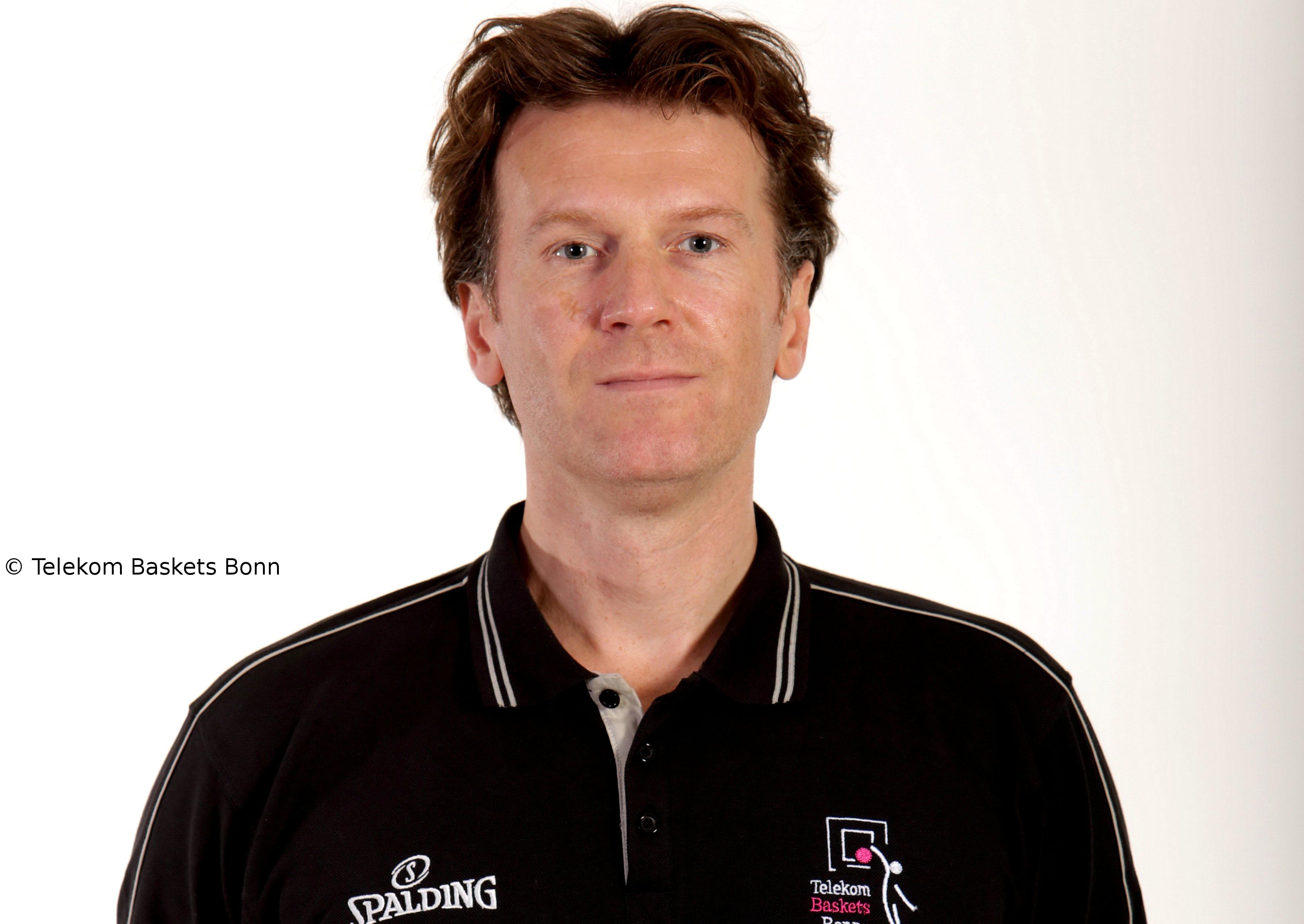 Tübingen Coach Mathias Fischer bleibt beim DBB