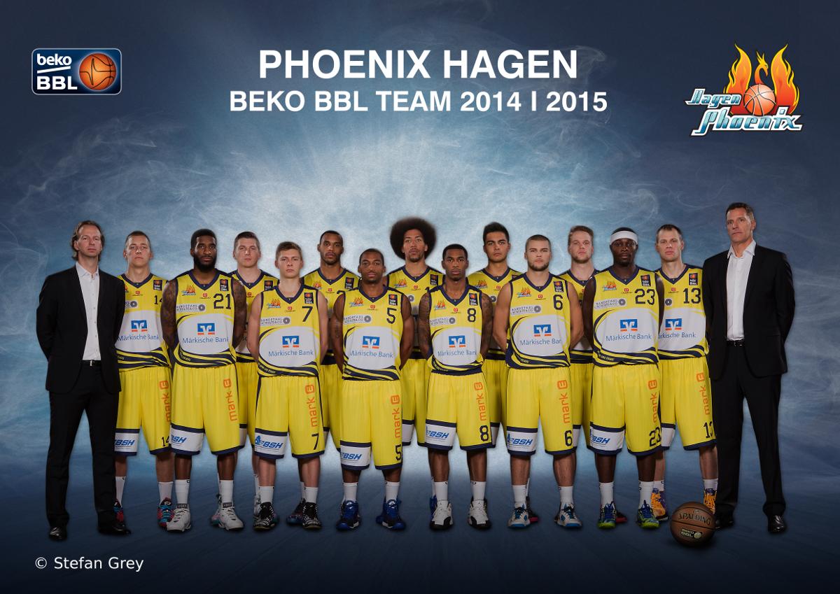 Hol dir dein Ticket für Phoenix Hagen gegen Maccabi Electra Tel Aviv