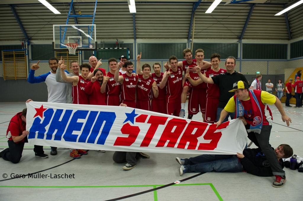 Rheinstars-Köln-Team