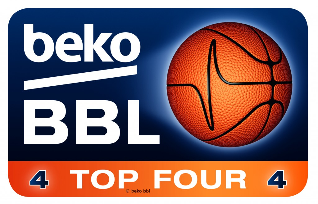 Beko BBL Top Four Logo