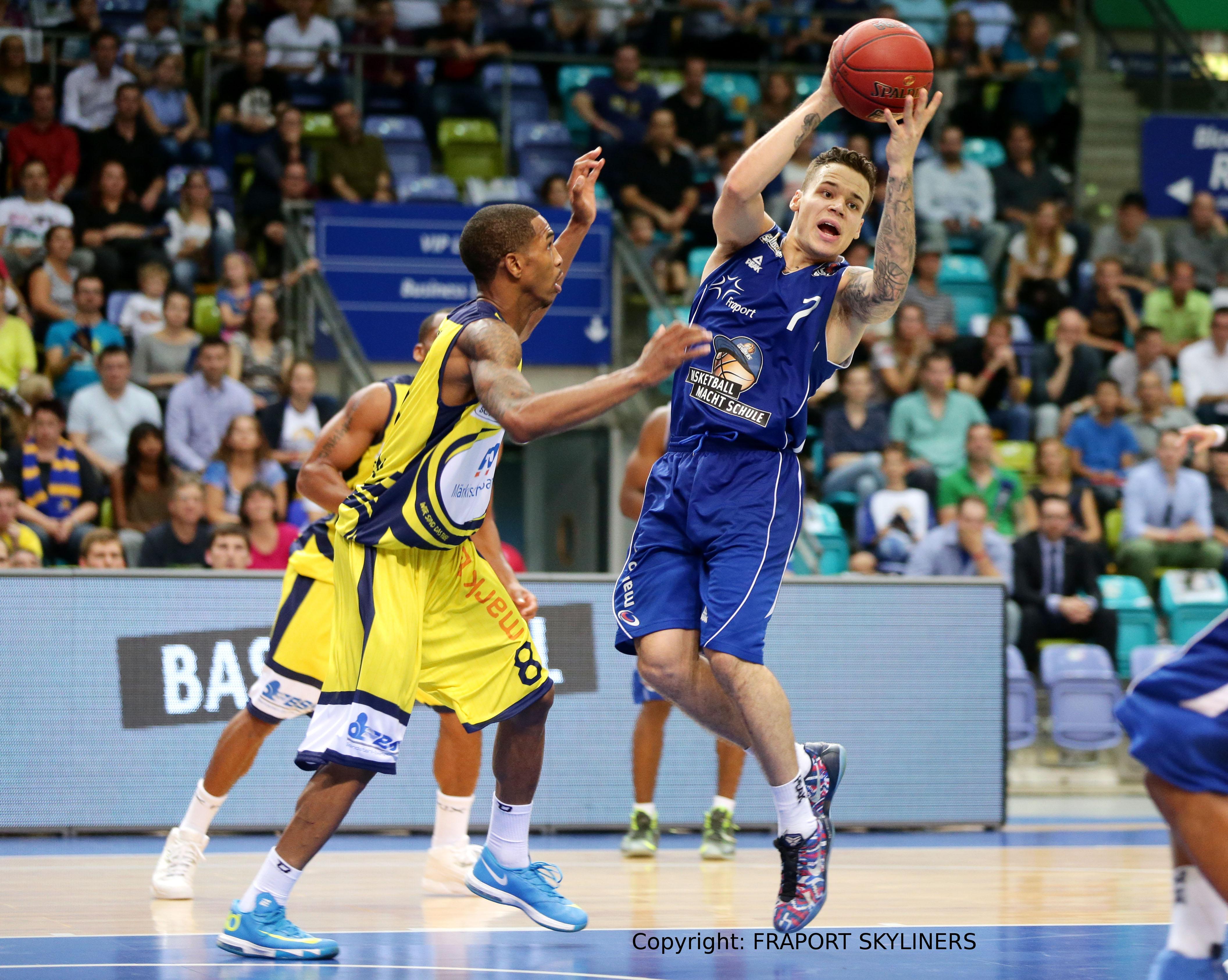 Telekom Baskets verstärken sich mit deutschen Nationalspieler