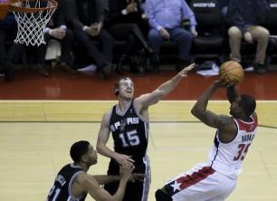 Spielt der NBA-Champion Matt Bonner bald für Deutschland?