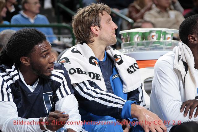 Nowitzki verschwendet keine Gedanken an ein Karriereende