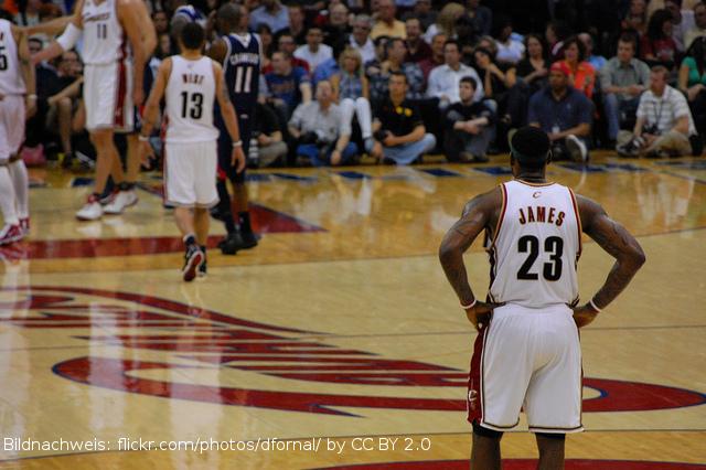 NBA – James und Lillard sind Spieler der Woche