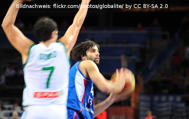 Milos Teodosic kämpft mit Verletzung
