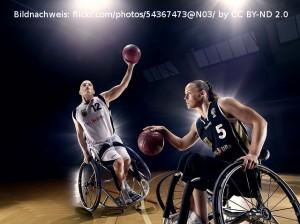 Rollstuhlbasketball 2