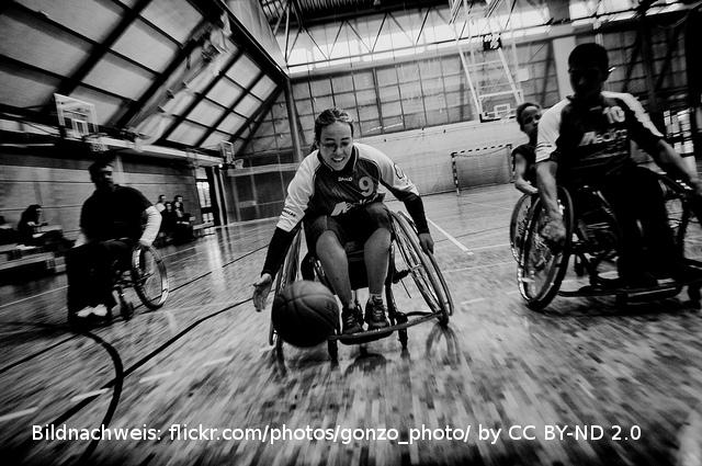 Der Fachbereich Rollstuhlbasketball hat einen neuen Vorstand