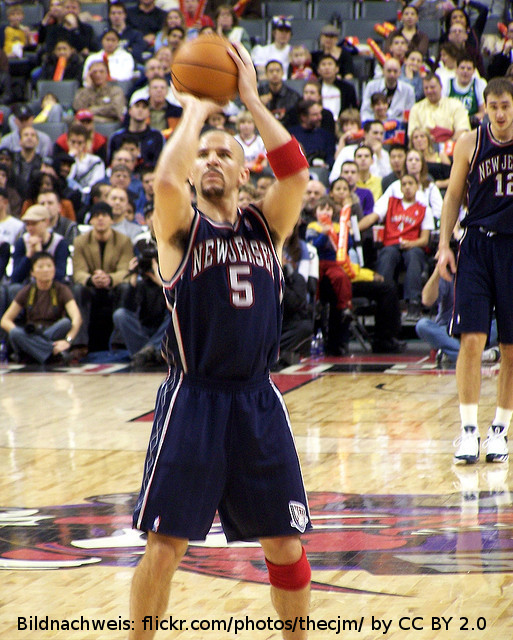 Jason Kidd – die Triple Double Maschine aus San Francisco