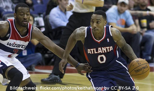 Die Atlanta Hawks setzen ein dickes Ausrufezeichen