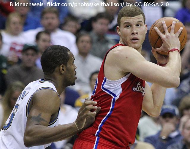 Blake Griffin vor Vertragsverlängerung bei den LA Clippers