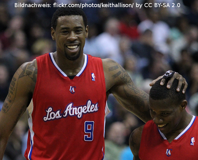 DeAndre Jordan will den Los Angeles Clippers treu bleiben