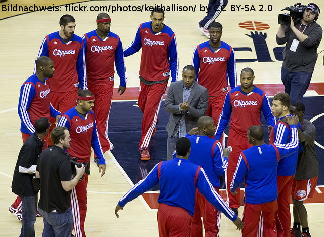 LA Clippers Team