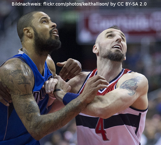 Tyson Chandler verlässt die Dallas Mavericks