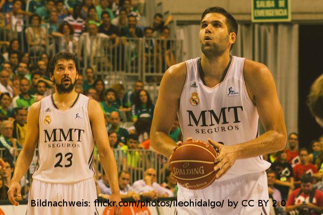 Vertragsverlängerung für Felipe Reyes