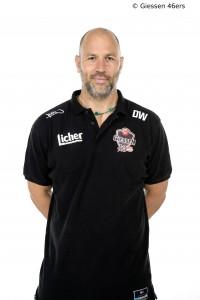 Giessen 46ers - Denis Wucherer