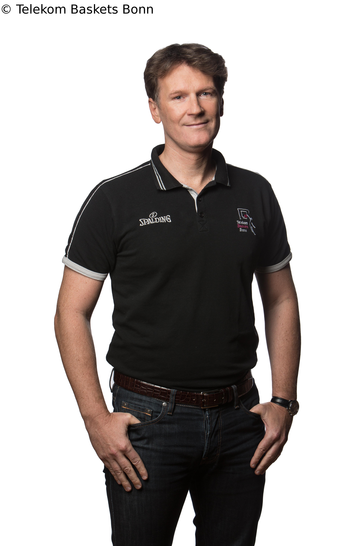 Der Bonner Coach Mathias Fischer im Portrait