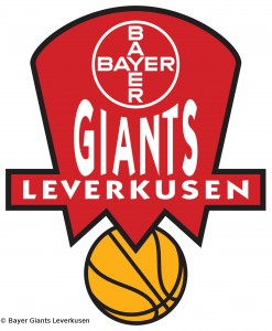 Bayer Giants Leverkusen - Logo