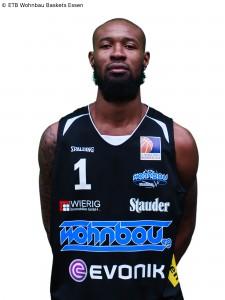 ETB Wohnbau Baskets Essen - Christopher Jordan Alexander