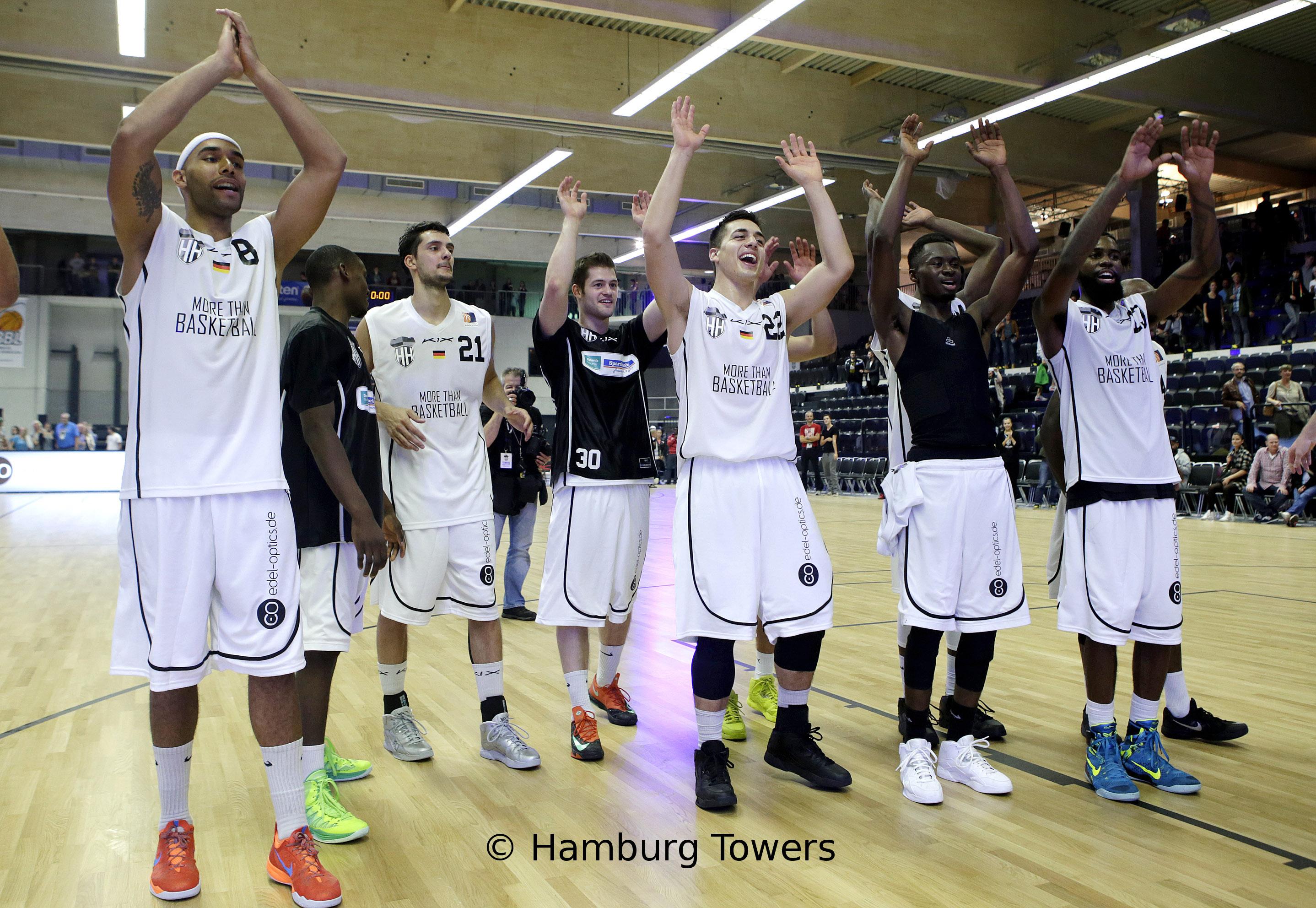 Hamburg Towers – Nachfrage nach Dauerkarten zieht an