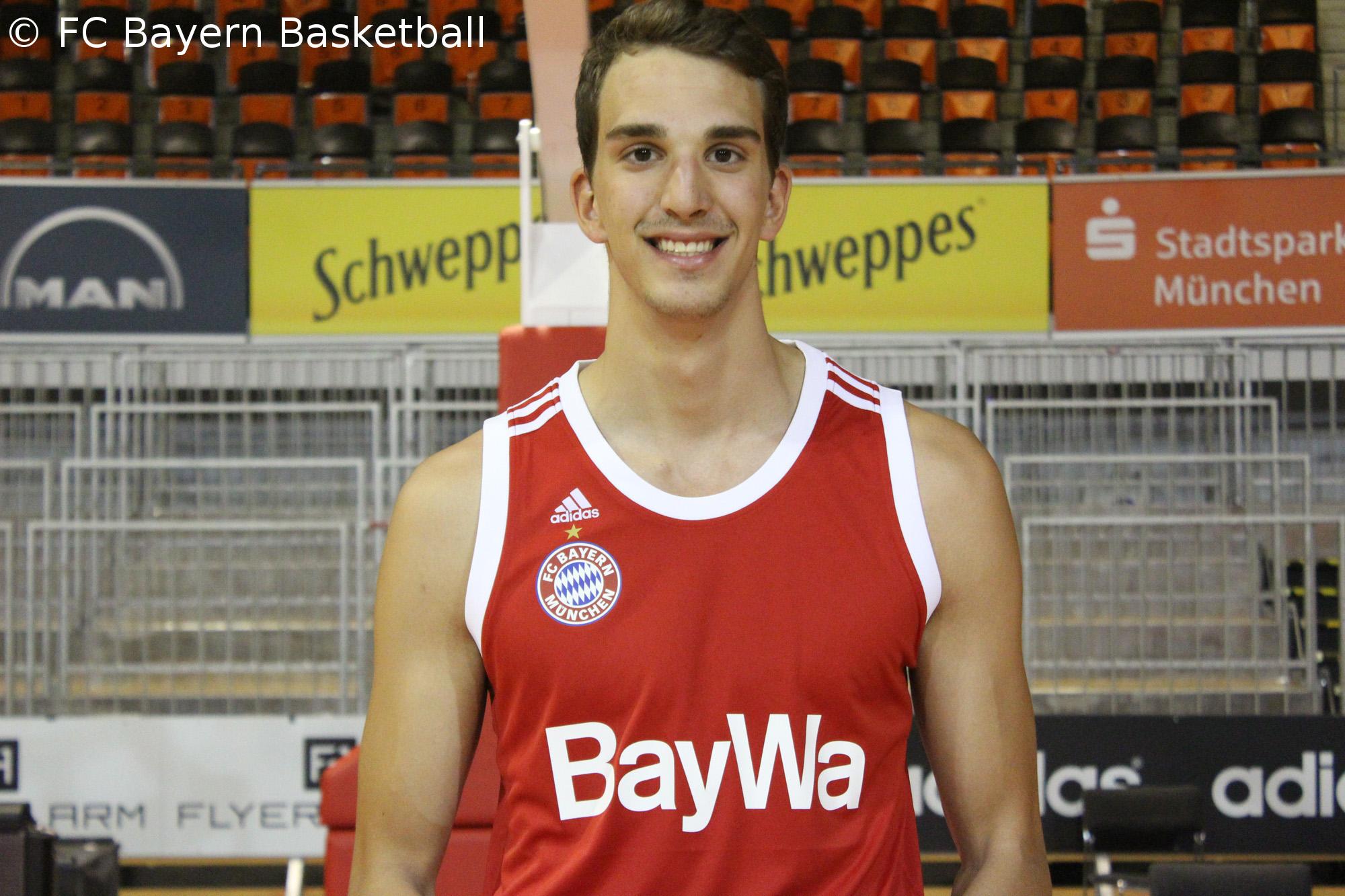 Würzburg zeigt Interesse an Bayern Talent