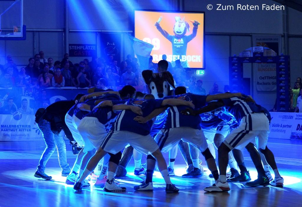 Oettinger Rockets Gotha - Action 13