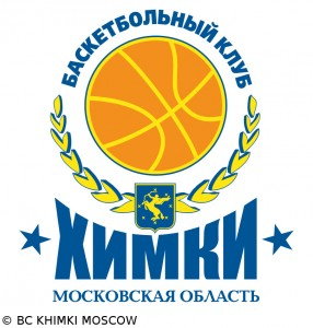 Euroleague 2015-2016 - Logo BC KHIMKI MOSCOW 4