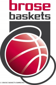 Euroleague 2015-2016 - Logo BROSE BASKETS BAMBERG