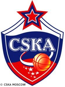Euroleague 2015-2016 - Logo CSKA MOSCOW