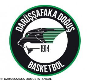 Euroleague 2015-2016 - Logo DARUSSAFAKA DOGUS ISTANBUL