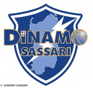Euroleague 2015-2016 - Logo DINAMO SASSARI