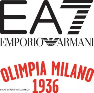 Euroleague 2015-2016 - Logo EA7 EMPORIO ARMANI MILAN