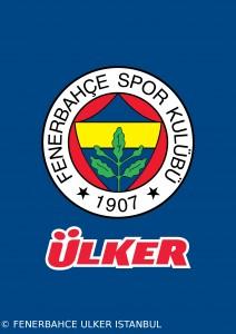 Euroleague 2015-2016 - Logo FENERBAHCE ULKER ISTANBUL