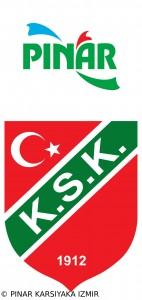 Euroleague 2015-2016 - Logo PINAR KARSIYAKA IZMIR
