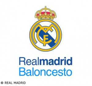 Euroleague 2015-2016 - Logo REAL MADRID
