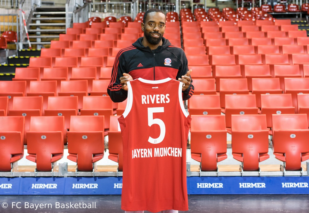 FCBB - FC BAYERN BASKETBALL - KC Rivers 2