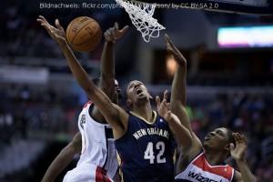 New Orleans Pelicans - Alexis Ajinca