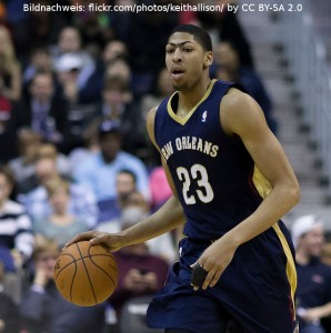 New Orleans Pelicans - Anthony Davis 2