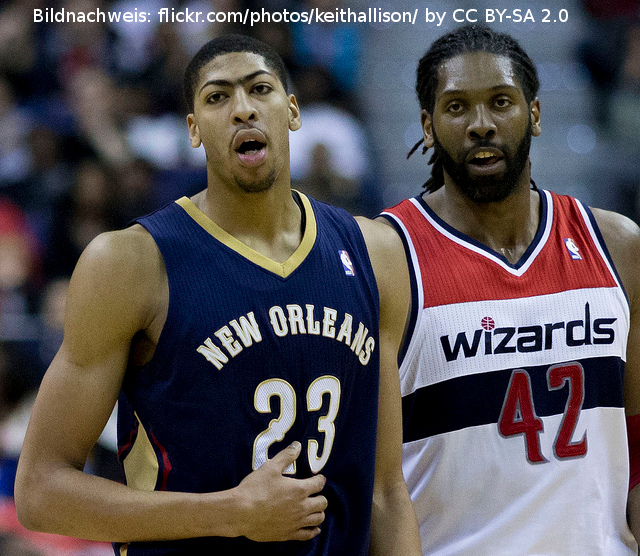 Anthony Davis – Die Golden State Warriors zeigen Interesse am All-Star