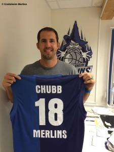 Adam Chubb Crailsheim Merlins