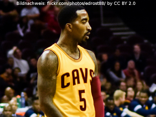NBA: Cavs möchten J.R. Smith traden