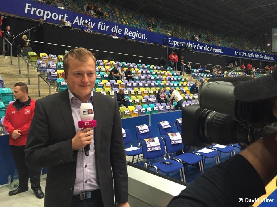 """""""Ich habe intensiv darüber nachgedacht mich aus dem Trierer Basketball zurückzuziehen"""" – Chris Schmidt, Telekom Basketball Moderator und Hallensprecher der Gladiators im großen Interview"""